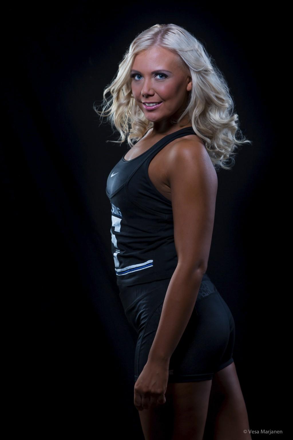 Johanna Varis