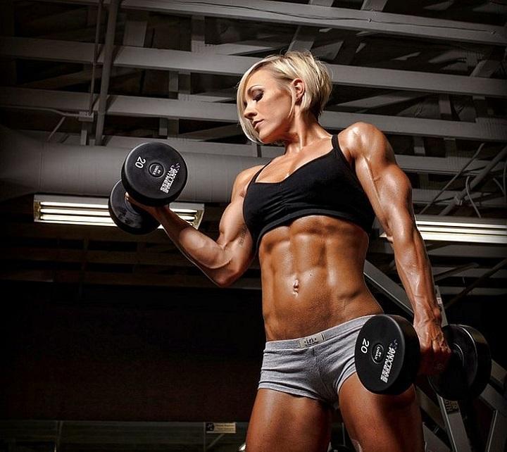female-fitness-model