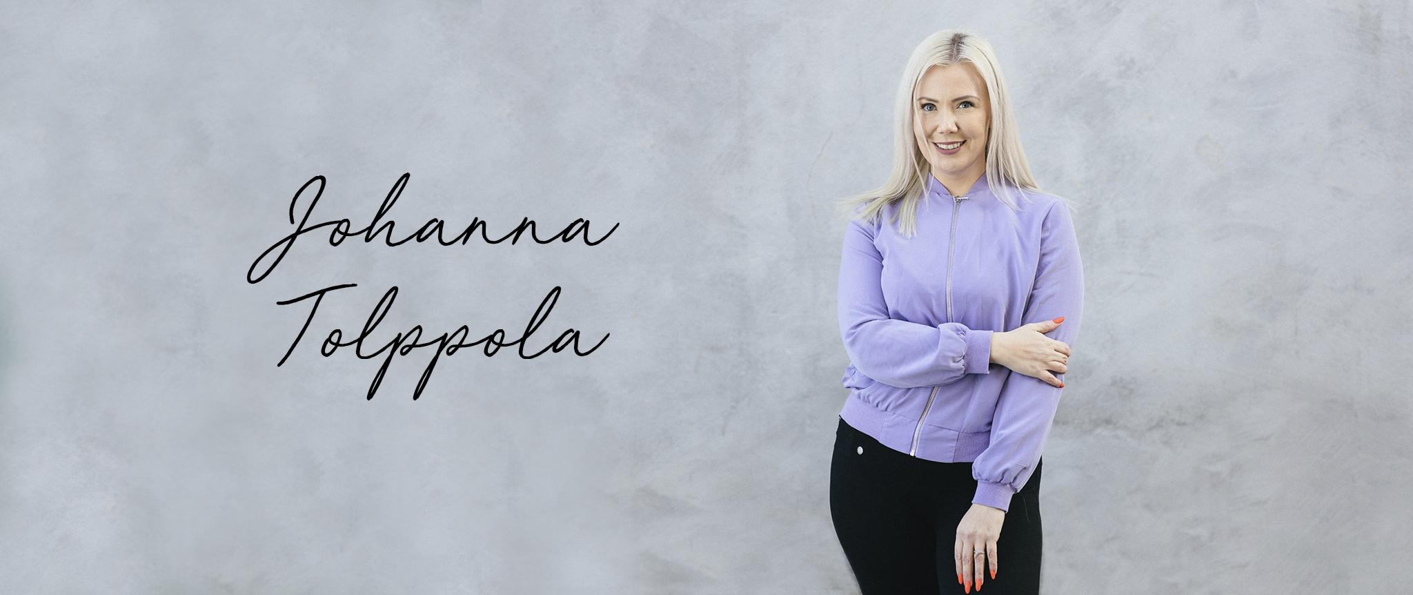 Johanna Tolppola